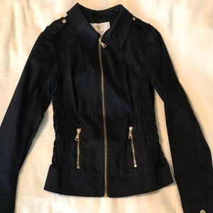 Black Guess Spring Jacket